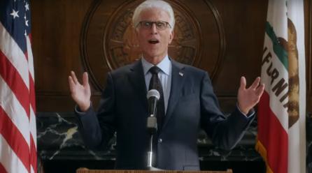 Ted Danson protagoniza el trailer de Mr. Mayor