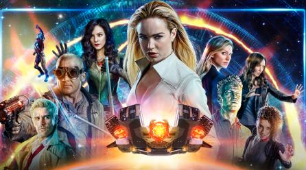 DC's Legends of Tomorrow anuncia su regreso con el teaser de su sexta temporada