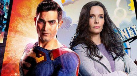 Superman & Lois estrena nuevos posters de personajes