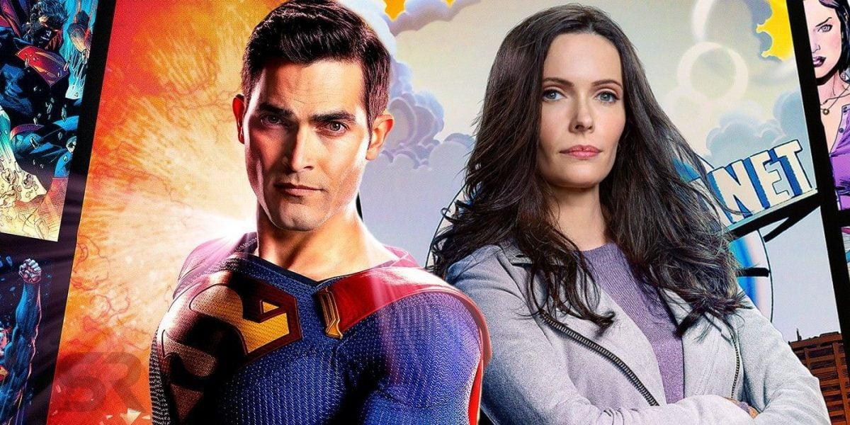 Superman & Lois anuncia un debut de hora y media