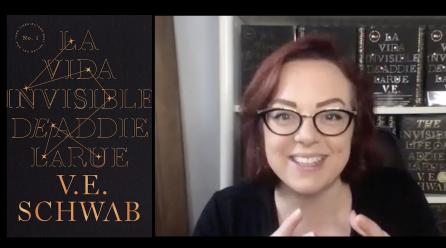 La Vida Invisible de Addie Larue: Hablamos con la autora Victoria Schwab