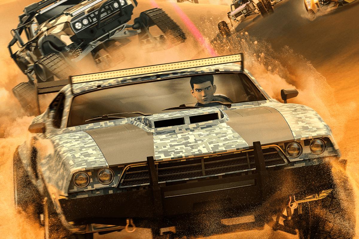 Fast & Furious: Spy Racers estrena el trailer de su quinta temporada