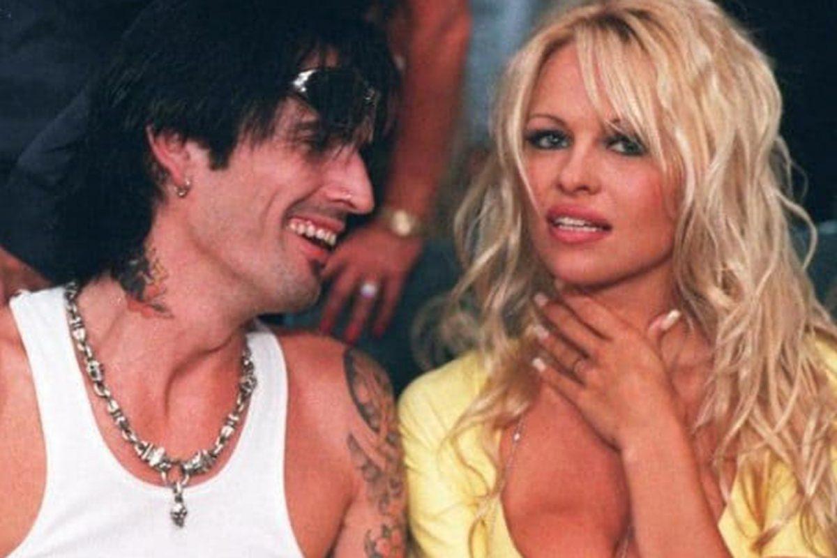 Sebastian Stan y Lily James preparan la serie de Tommy Lee y Pamela Anderson