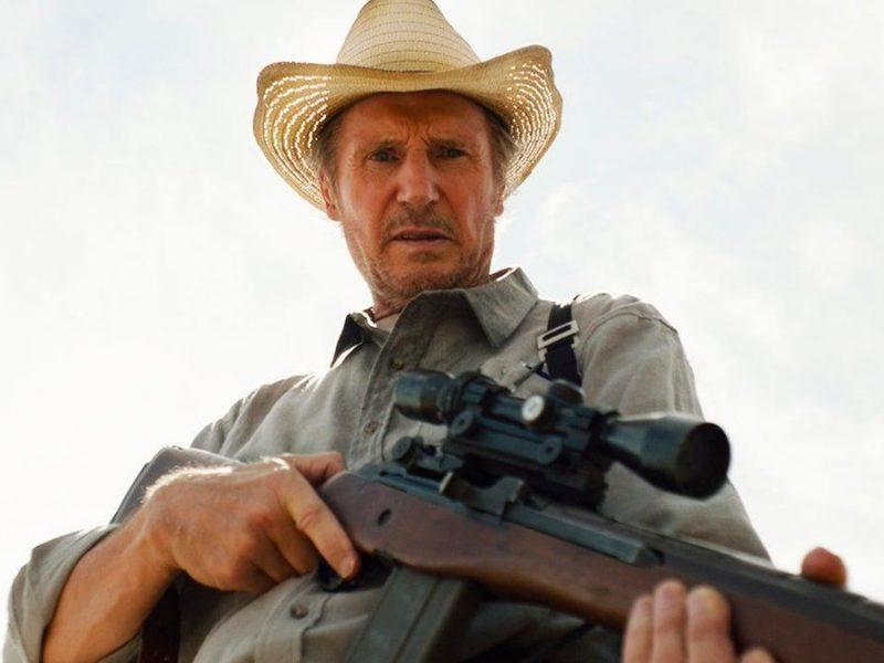 Liam Neeson protagoniza el trailer de The Marksman