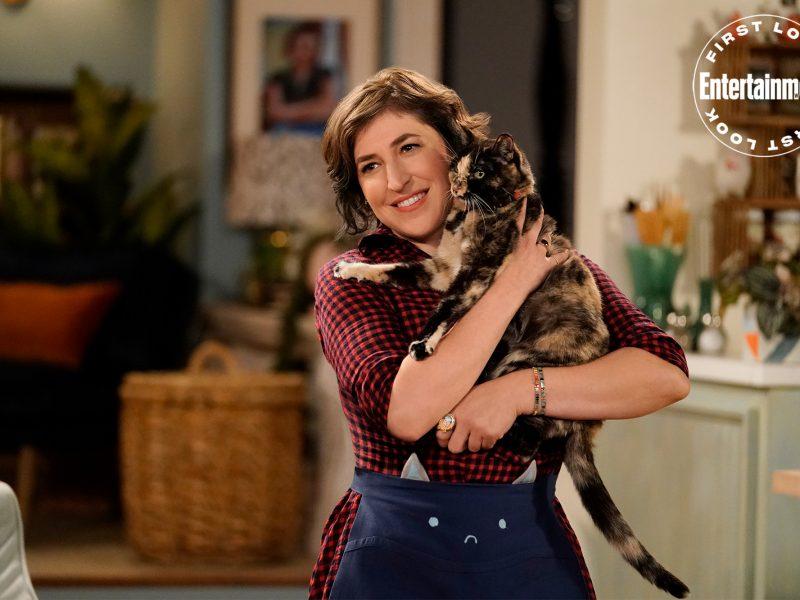 Mayim Bialik protagoniza el trailer de Call Me Kat