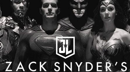 Zack Snyder's Justice League será una película de cuatro horas