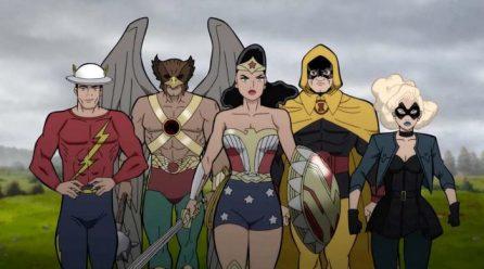 Matt Bomer y más lideran el elenco de DC's Justice Society: World War II