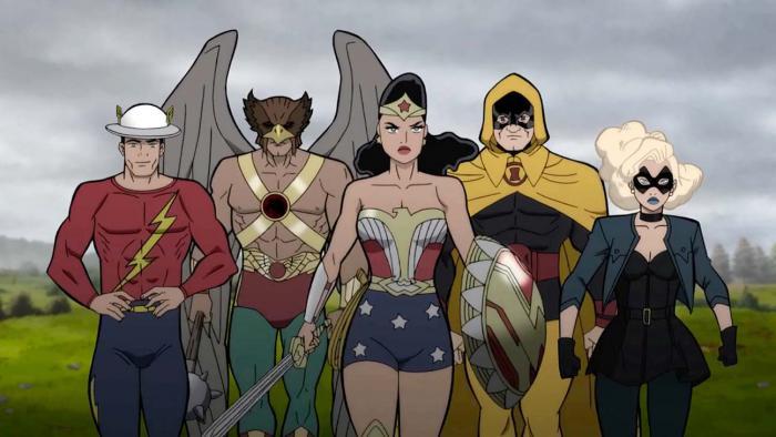 Justice Society: World War II estrena nuevas imágenes
