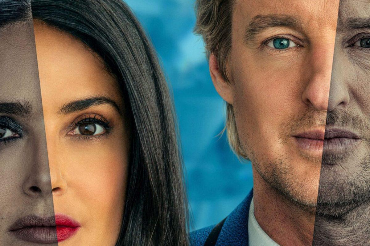 Owen Wilson y Salma Hayek protagonizan el trailer de Bliss