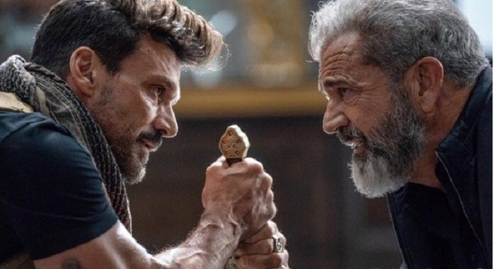 Mel Gibson y Frank Grillo protagonizan el trailer de Boss Level