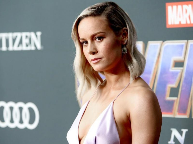Brie Larson prepara una nueva serie con Apple