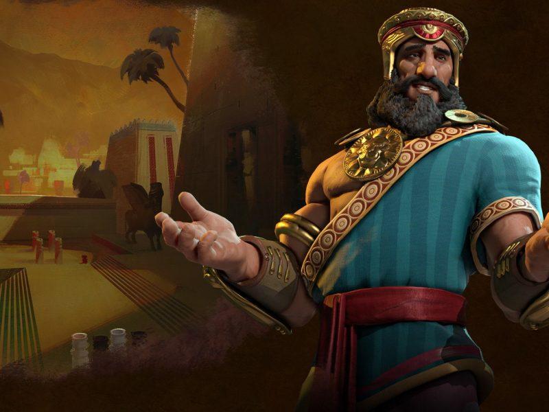 Epic Games prepara una película de Gilgamesh