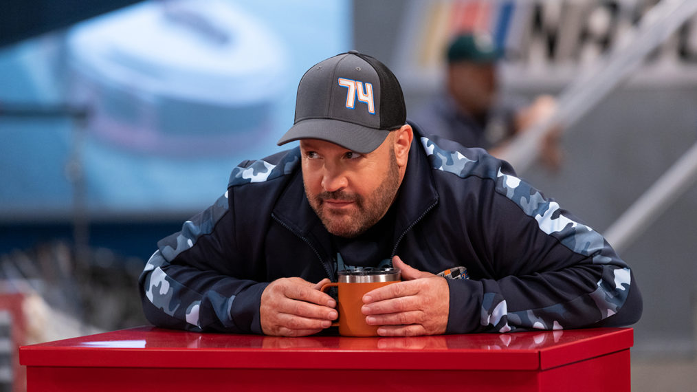 Kevin James protagoniza el trailer de The Crew