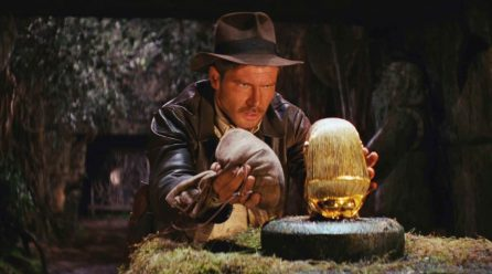 Indiana Jones 5 revela sus primeras imágenes desde el set