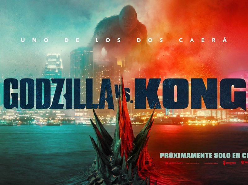 Godzilla vs Kong estrena su primer trailer