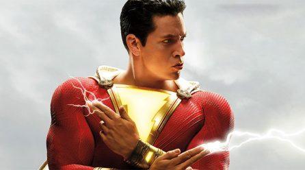 Shazam! Fury of the Gods anticipa el nuevo traje del protagonista