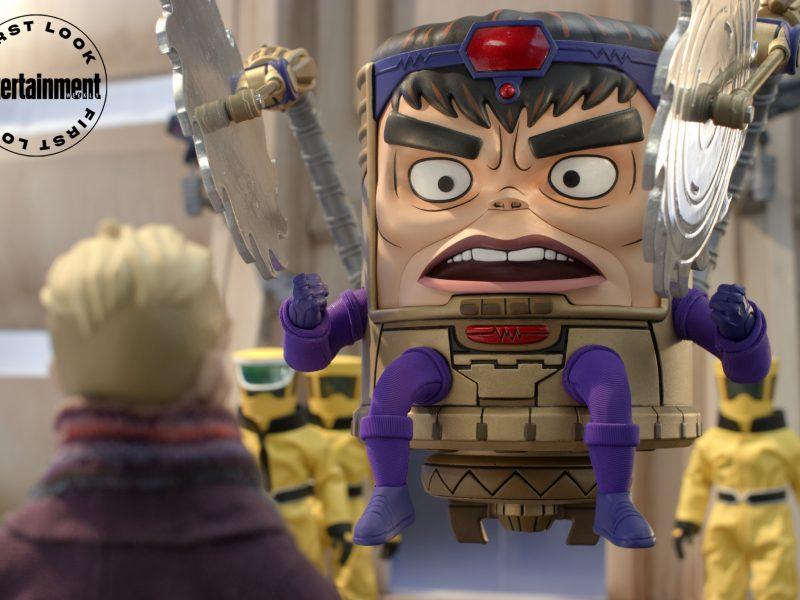 Marvel's M.O.D.O.K estrena su trailer y anuncia su estreno