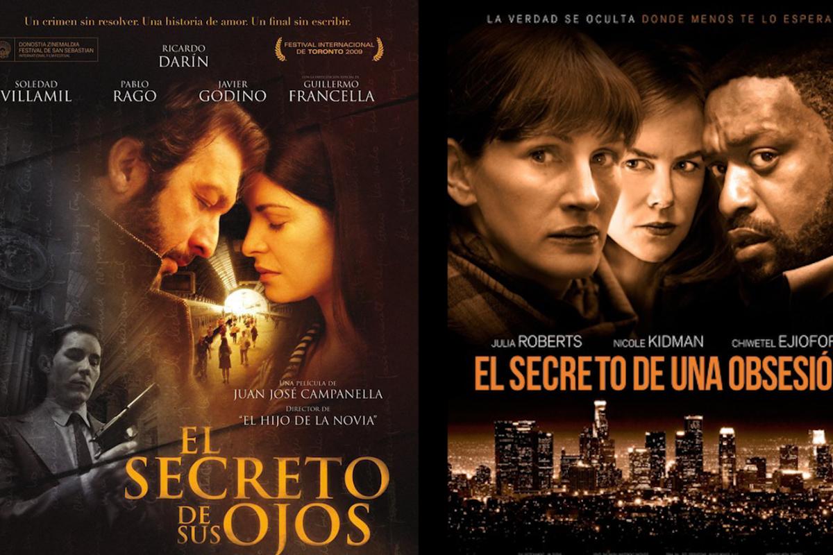 Cinco remakes hechas por Hollywood