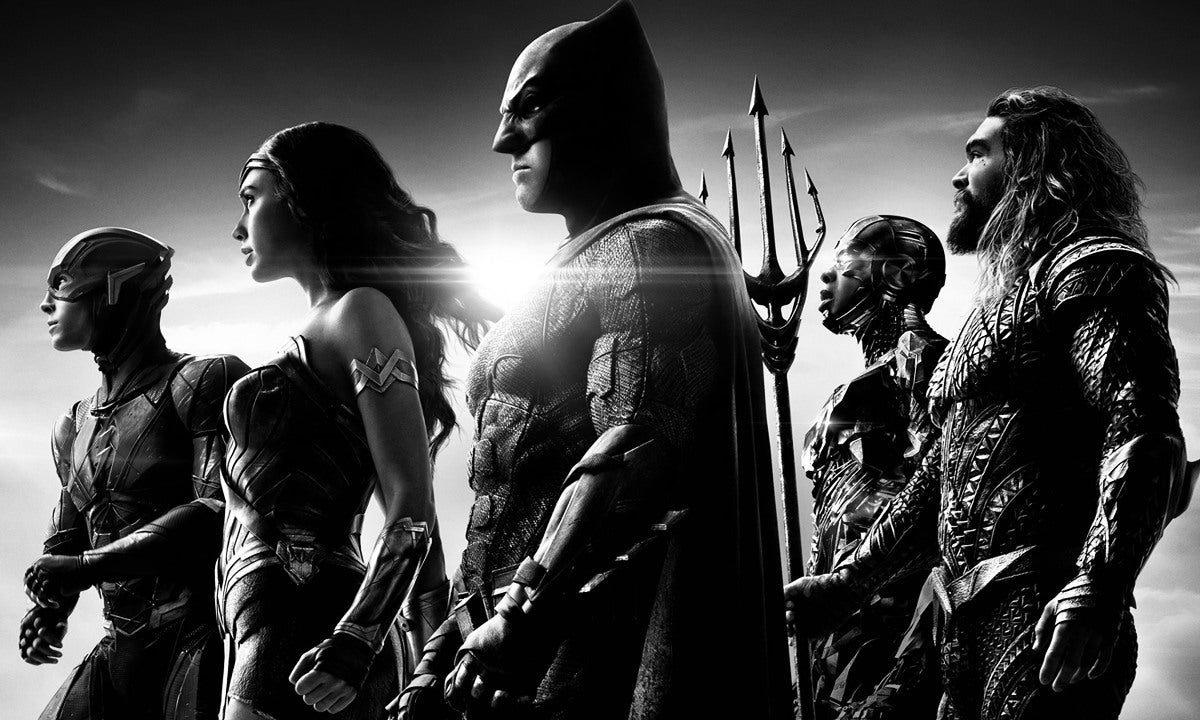 Zack Snyder's Justice League estrena muchas nuevas imágenes