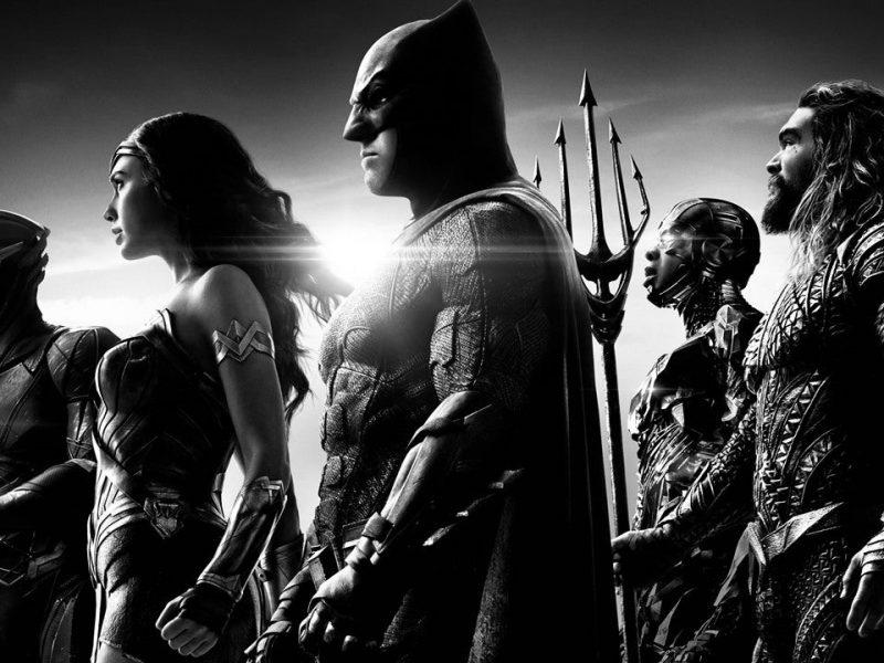 Zack Snyder's Justice League estrena su primer clip