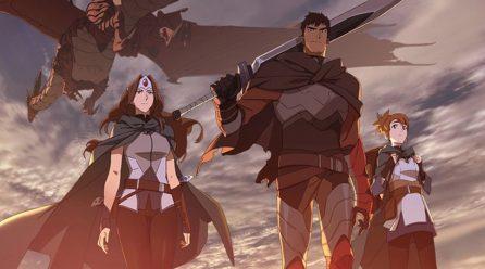 DOTA: Dragon's Blood estrena su primer adelanto
