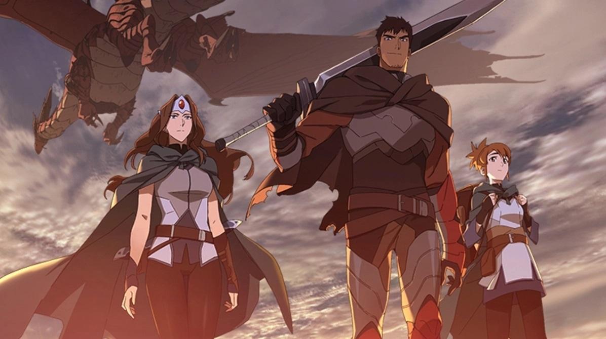 DOTA Dragon's Blood estrena su trailer completo