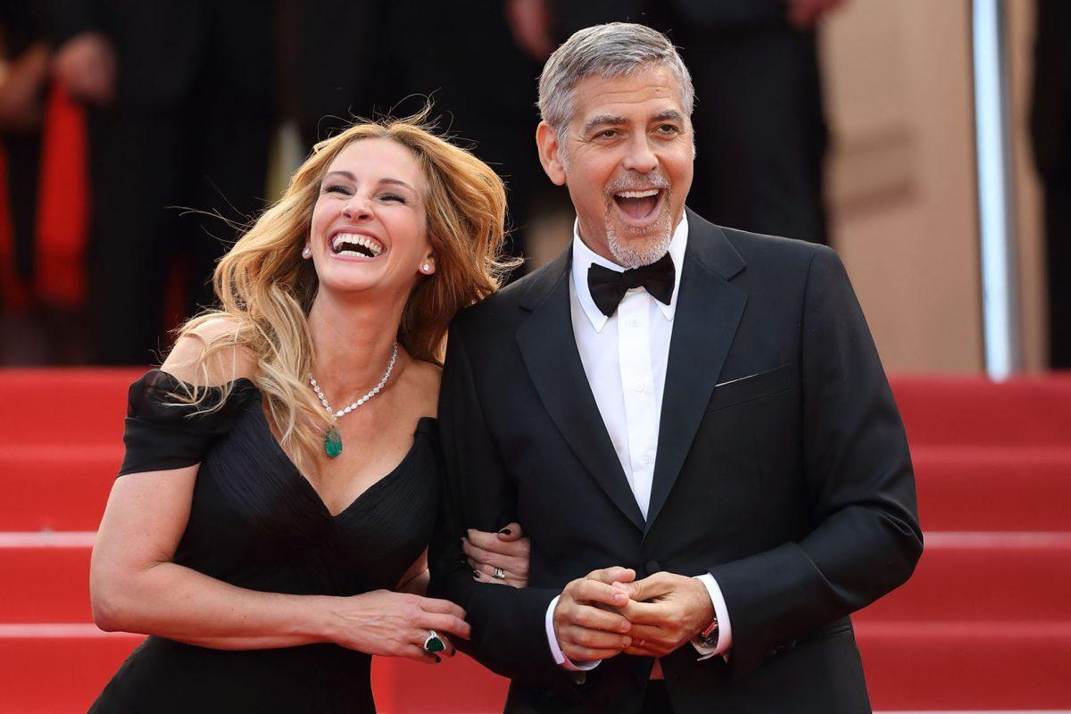 George Clooney y Julia Roberts volverán a juntarse para una comedia romántica