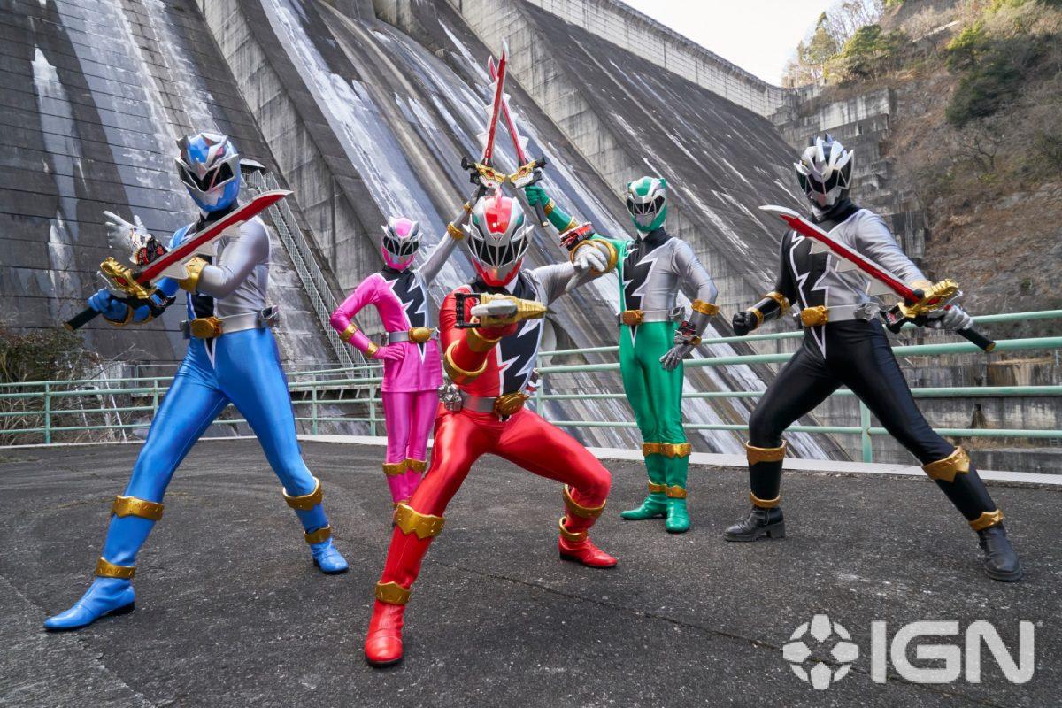 Power Rangers: Dino Fury revela su secuencia de apertura