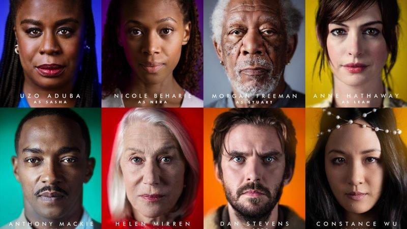 Morgan Freeman, Helen Mirren, Anne Hathaway y muchos más protagonizarán Solos