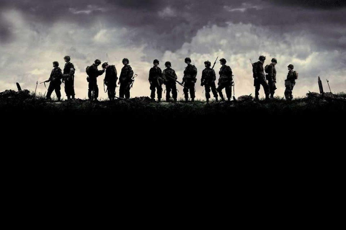 La secuela de Band of Brothers anuncia a sus protagonistas