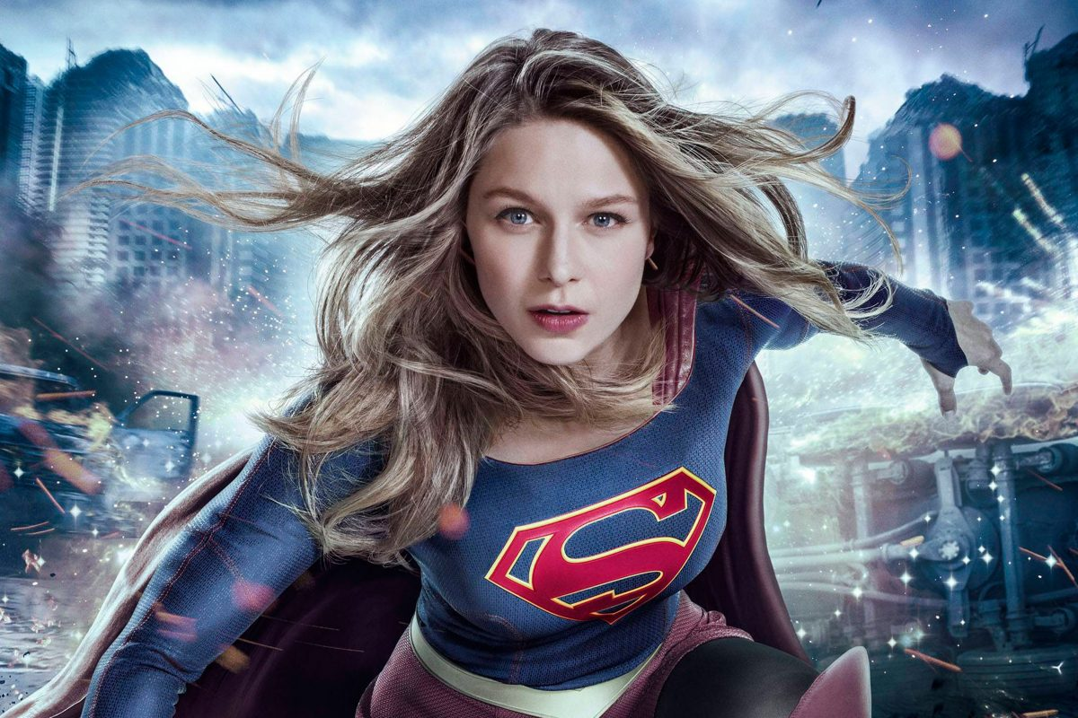 Supergirl encuentra a su Mrs. Nyxly