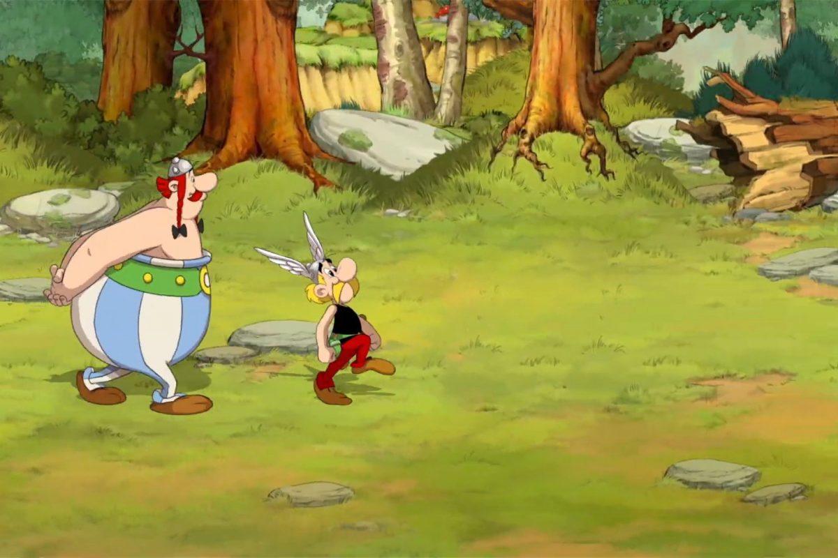 Asterix & Obelix estrena trailer de su nuevo videojuego