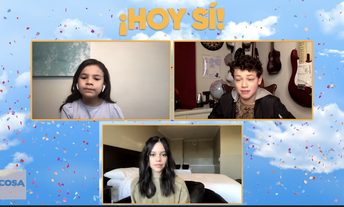 Yes Day: Entrevistamos al cast de la comedia familiar de Netflix