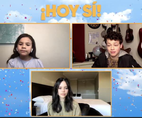 Yes Day: Entrevistamos al cast de la comedia familiar de Netflix