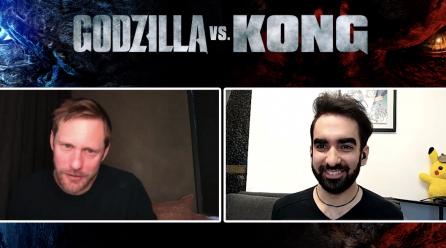 Godzilla VS Kong: Alexander Skarsgård,  Brian Tyree Henry y Julian Dennison nos cuentan de qué team son