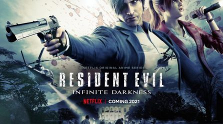 Resident Evil: Infinite Darkness estrena su trailer completo