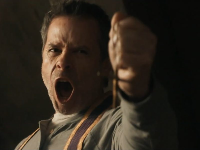 Guy Pearce protagoniza el trailer de The Seventh Day