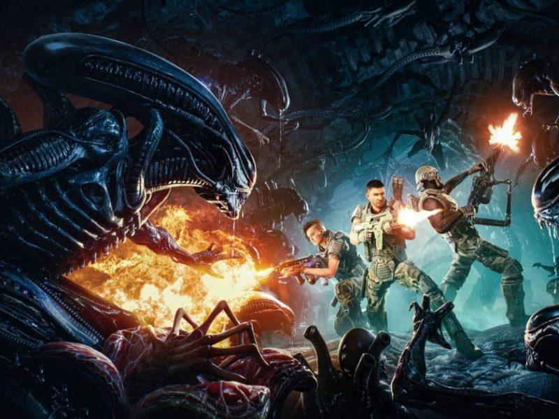 Aliens: Fireteam estrena su primer trailer