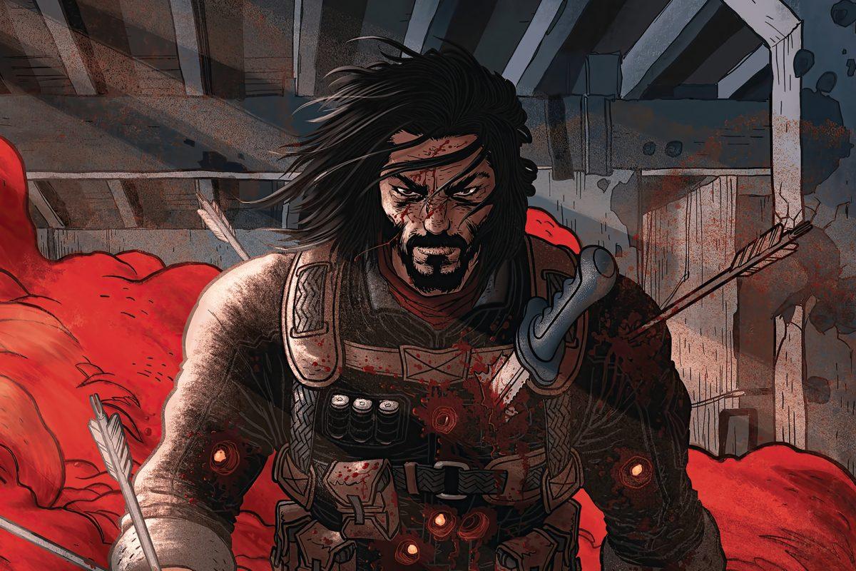 BRZRKR: El comic de Keanu Reeves se convertirá en película y anime para Netflix