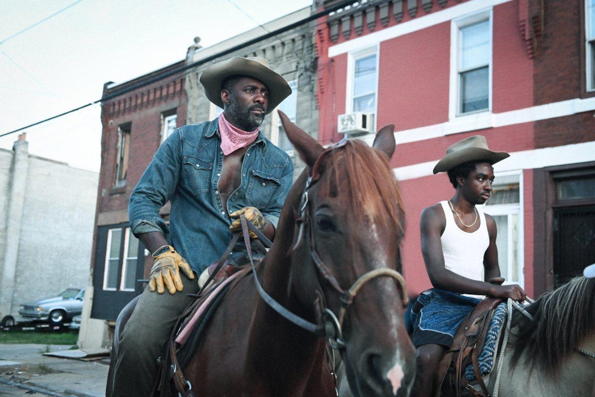 Idris Elba y Caleb McLaughlin protagonizan el trailer de Concrete Cowboy