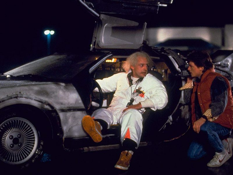 Christopher Lloyd protagonizará Expedition: Back to the Future