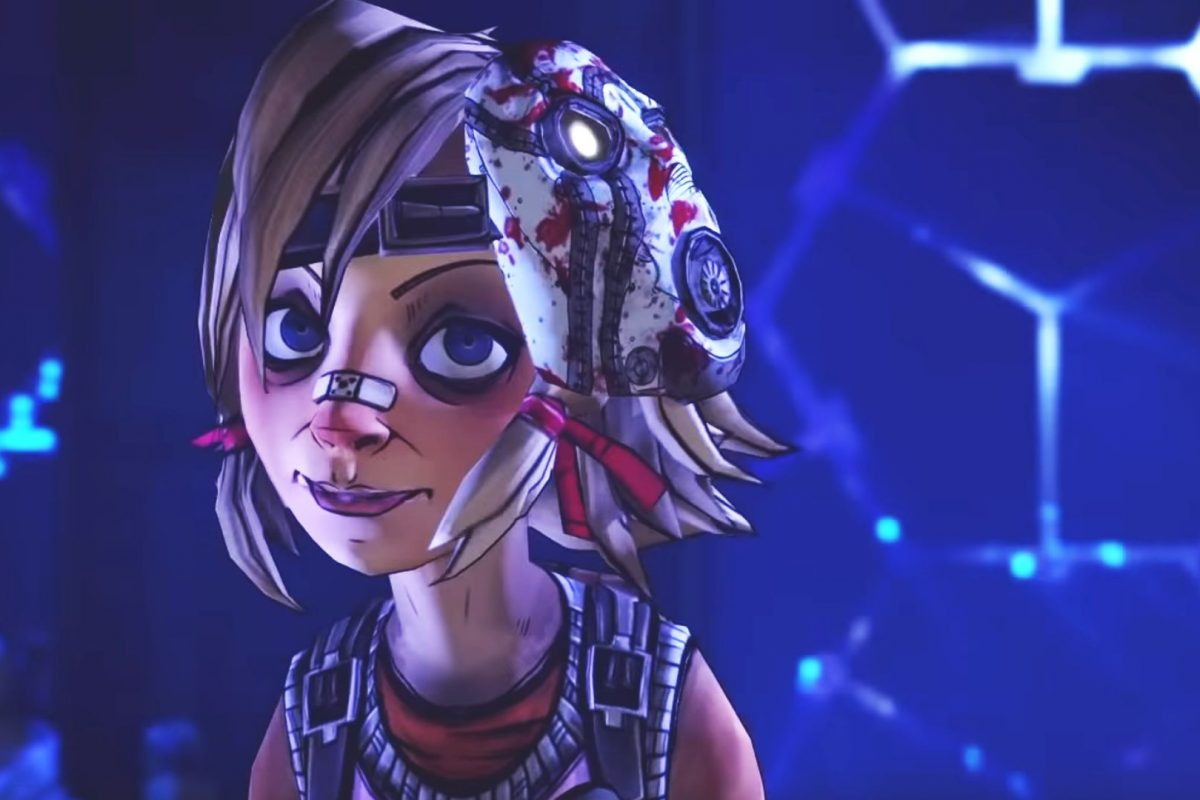 Borderlands encuentra a su Tiny Tina