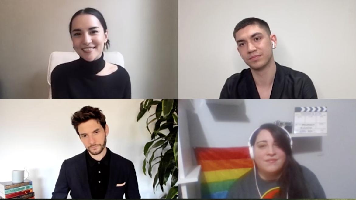 Sombra Y Hueso: Hablamos con Jessie Mei Li, Archie Renaux y Ben Barnes