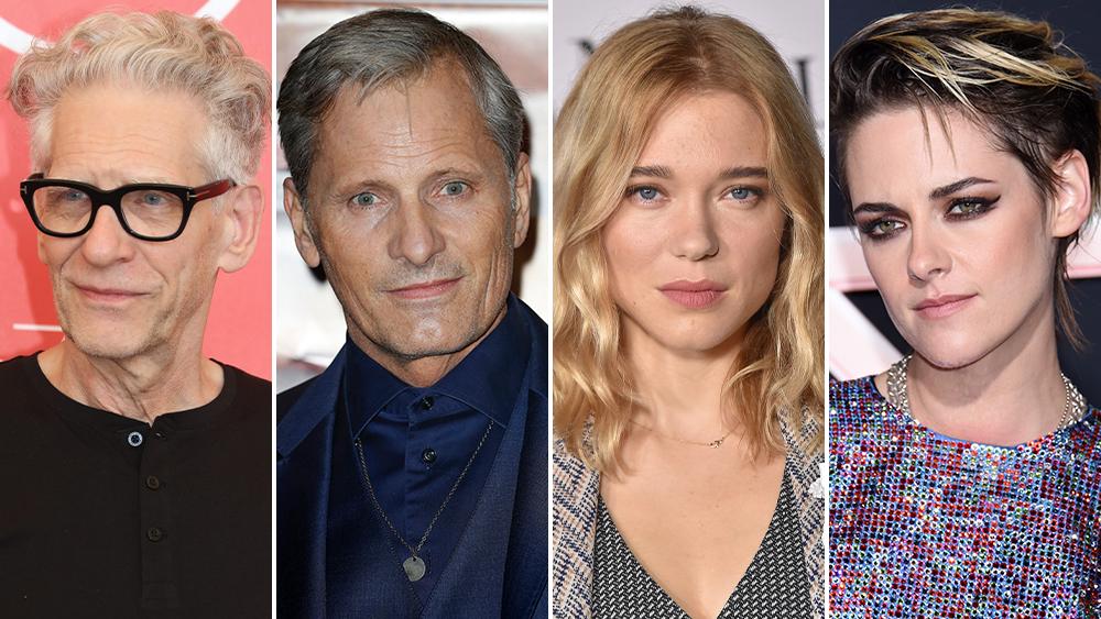 Viggo Mortensen, Léa Seydoux y Kristen Stewart se suman a lo nuevo de David Cronenberg