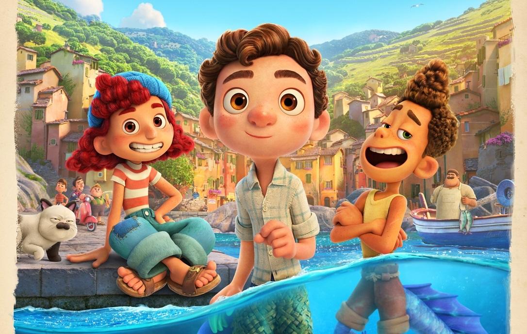 Luca estrena un nuevo trailer completo