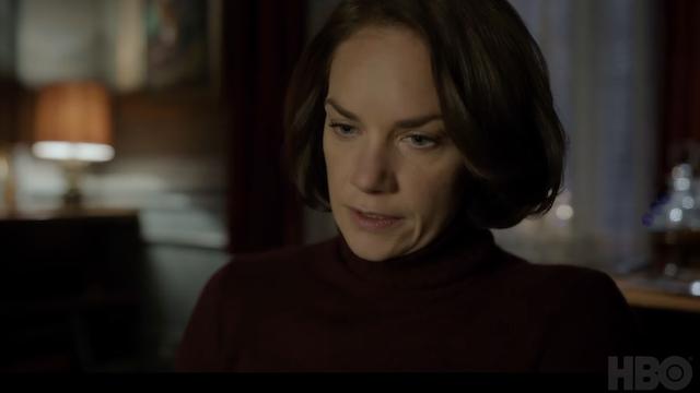 Ruth Wilson protagoniza el trailer de Oslo