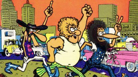 The Freak Brothers prepara su serie animada