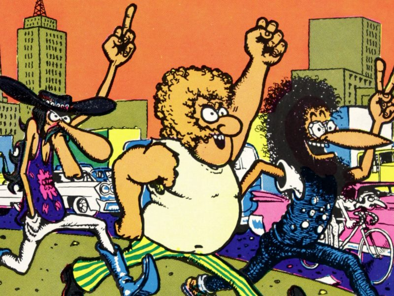 The Freak Brothers prepara su serie animada