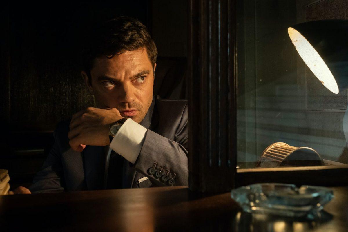Dominic Cooper protagoniza el teaser de Spy City