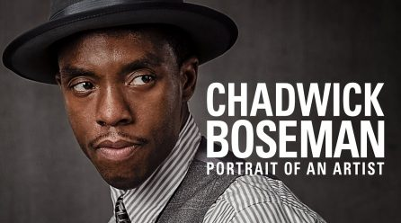 Netflix revela el trailer de Chadwick Boseman: Portrait of an Artist